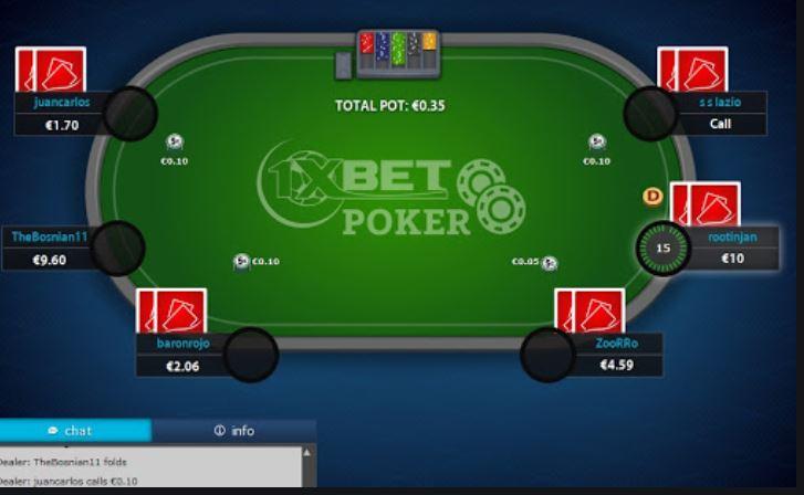 1xbet-poker-kuralları
